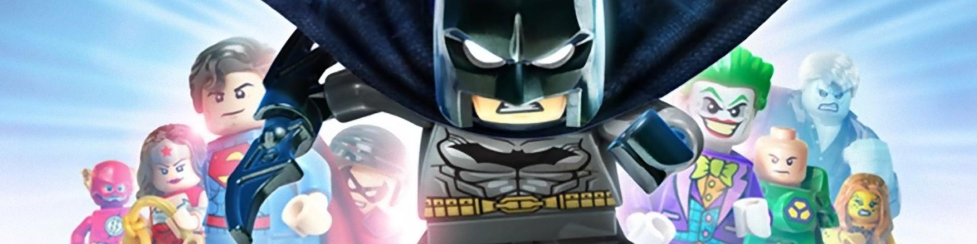 videogame lego batman