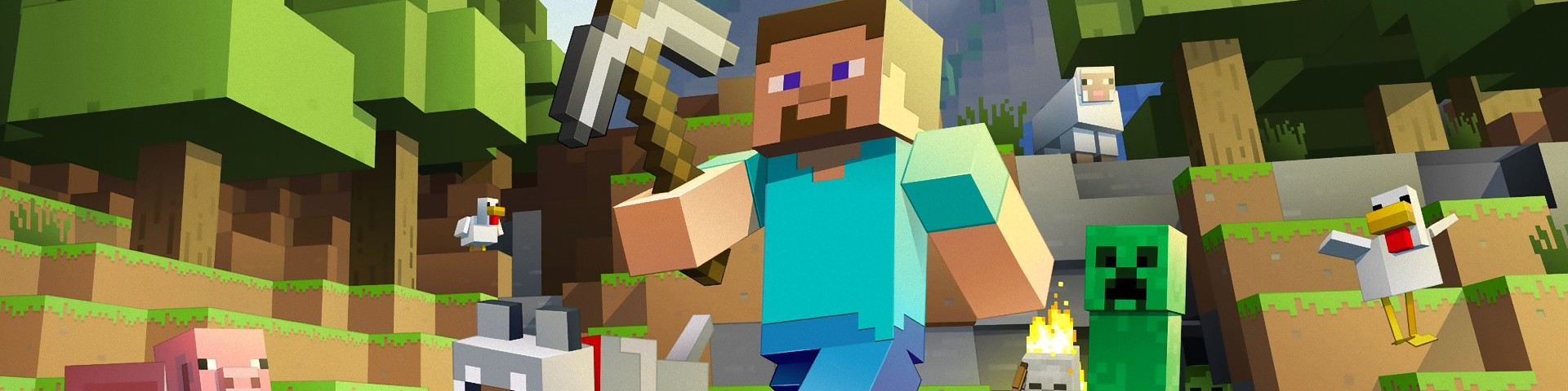 Minecraft ps4 e Xbox One
