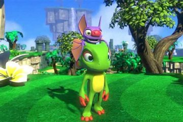 yooka Laylee switch