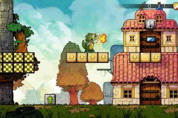 Wonder Boy: The Dragon's Trap – PS4, Switch e Xbox One