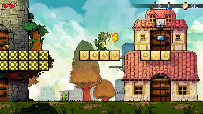 Wonder Boy: The Dragon's Trap – PS4, Switch e Xbox One