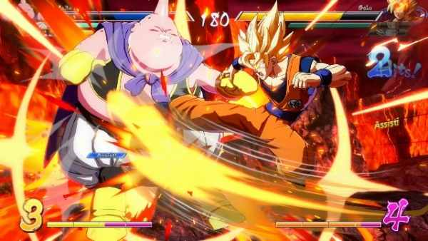 dragon ball fighterz recensione ps4