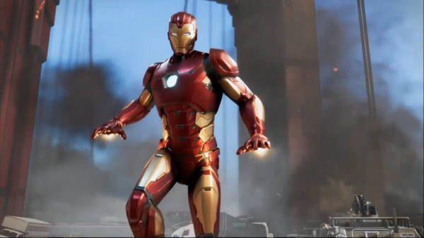 marvel's avengers ps4 xbox